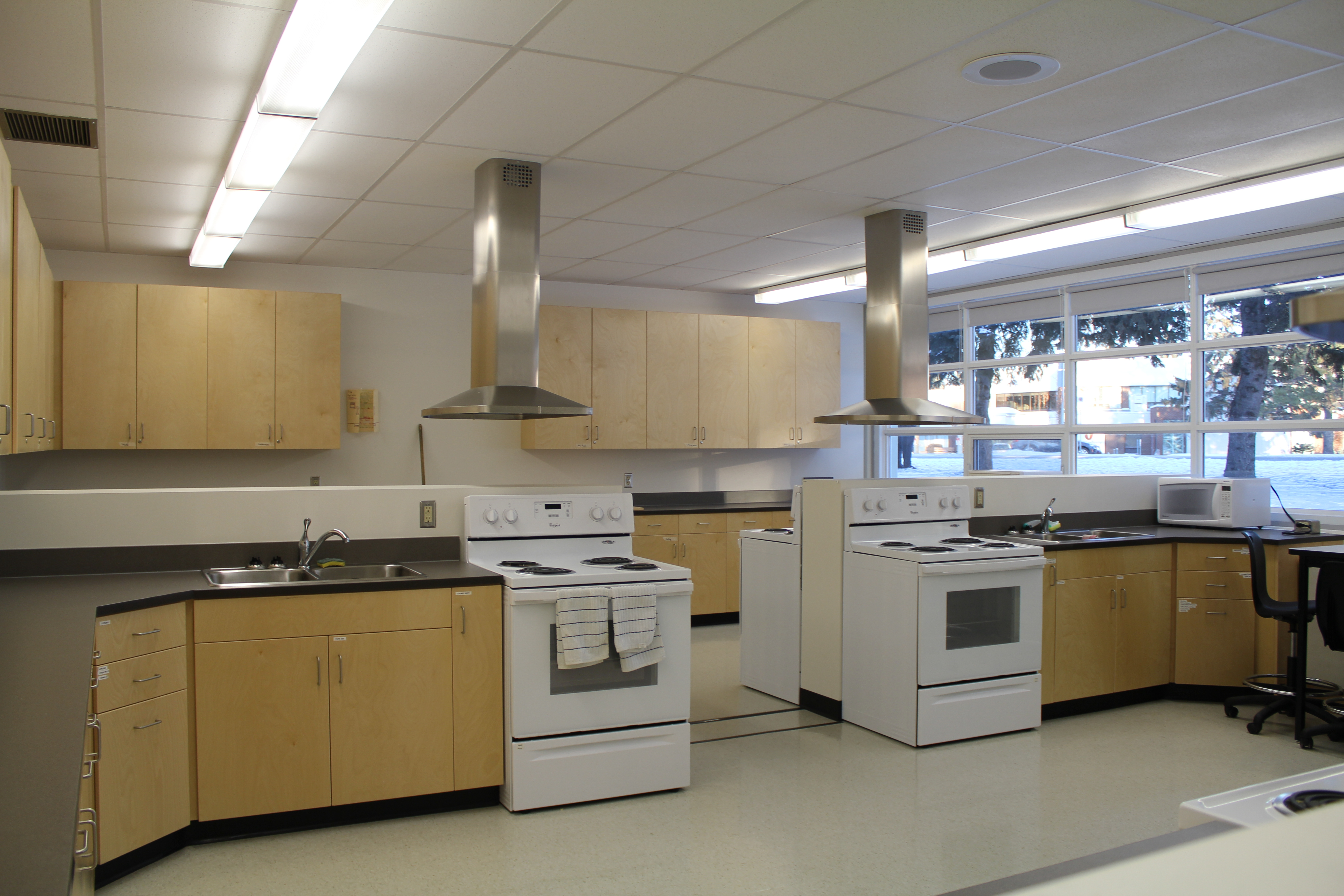 Our new Foods Lab
